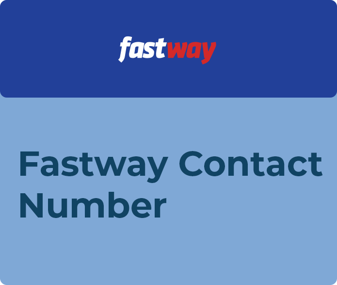Fastway Contact Number